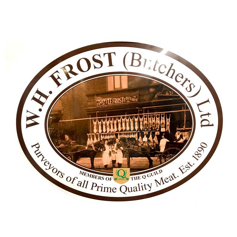WH Frost