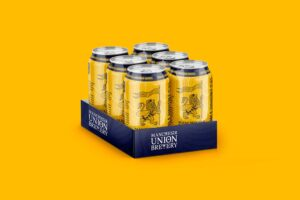 Manchester Union Lager 6 pack