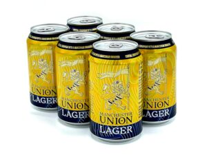 Beehive Food Manchester Union Lager 6 Pack