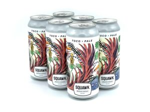 Beehive Food Squawk Toco Pale Ale 6 pack