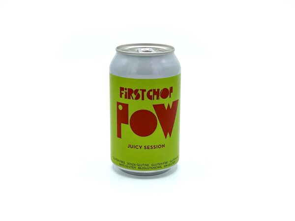 First Chop Pow Juicy Session Ale